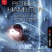Cover-Bild zu Hamilton, Peter F.: Evolution der Leere, Teil 2 - Das dunkle Universum, Band 4 (Ungekürzt) (Audio Download)