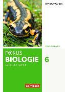 Cover-Bild zu Fokus Biologie 6. Schuljahr. Neubearbeitung. Biologie. Handreichungen für den Unterricht. BY von Angermann, Iris