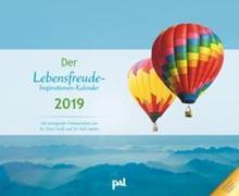 Cover-Bild zu Der Lebensfreude-Inspirationen-Kalender 2019 von Wolf, Doris