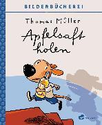 Cover-Bild zu Apfelsaft holen von Müller, Thomas M.