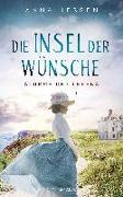 Cover-Bild zu Jessen, Anna: Die Insel der Wünsche - Stürme des Lebens