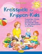 Cover-Bild zu Kreisspiele für Krippen-Kids von Erkert, Andrea