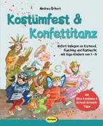 Cover-Bild zu Kostümfest & Konfettitanz von Erkert, Andrea