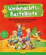 Cover-Bild zu Weihnachts-Bastelkiste von Mühlenberg, Gisela