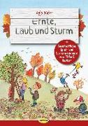 Cover-Bild zu Ernte, Laub und Sturm von Mohr, Anja
