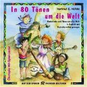 Cover-Bild zu In 80 Tönen um die Welt. CD von Höfele, Hartmut E.