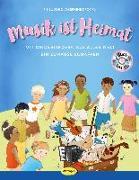 Cover-Bild zu Musik ist Heimat (Buch inkl. CD) von Budde, Pit