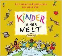 Cover-Bild zu Kinder einer Welt. CD