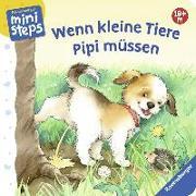 Cover-Bild zu Wenn kleine Tiere Pipi müssen von Schwarz, Regina