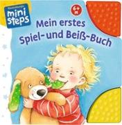 Cover-Bild zu Mein erstes Spiel- und Beißbuch von Schwarz, Regina