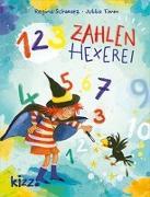 Cover-Bild zu 1-2-3 Zahlenhexerei von Schwarz, Regina