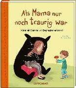 Cover-Bild zu Als Mama nur noch traurig war von Möbest, Anja