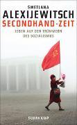 Cover-Bild zu Secondhand-Zeit von Alexijewitsch, Swetlana