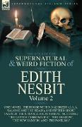 Cover-Bild zu The Collected Supernatural and Weird Fiction of Edith Nesbit von Nesbit, Edith