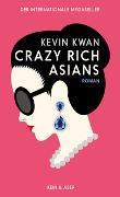 Cover-Bild zu Crazy Rich Asians von Kwan, Kevin