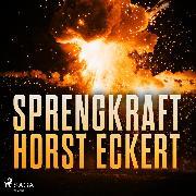 Cover-Bild zu Sprengkraft (Ungekürzt) (Audio Download) von Eckert, Horst