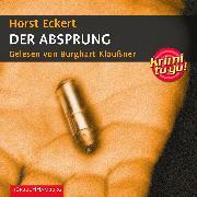 Cover-Bild zu Der Absprung (Audio Download) von Eckert, Horst