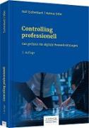 Cover-Bild zu Controlling professionell (eBook) von Eschenbach, Rolf