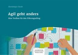 Cover-Bild zu Agil geht anders (eBook) von Stroh, Dominique