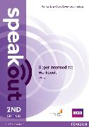 Cover-Bild zu Speakout 2nd Edition Upper Intermediate Workbook with key von Harrison, Louis