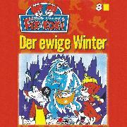 Cover-Bild zu Fix & Foxi, Folge 8: Der ewige Winter (Audio Download) von Mennigen, Peter