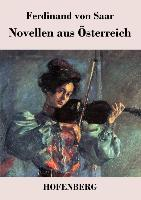 Cover-Bild zu Ferdinand von Saar: Novellen aus Österreich