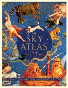 Cover-Bild zu Brooke-Hitching, Edward: The Sky Atlas: The Greatest Maps, Myths, and Discoveries of the Universe