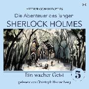 Cover-Bild zu Sherlock Holmes: Ein wacher Geist (Audio Download) von Doyle, Arthur Conan