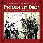 Cover-Bild zu Professor van Dusen, Die neuen Fälle, Fall 8: Professor van Dusen und der erfundene Tod (Audio Download) von Freund, Marc
