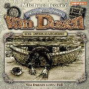 Cover-Bild zu Professor van Dusen, Folge 11: Van Dusens erster Fall (Audio Download) von Koser, Michael