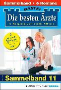 Cover-Bild zu Die besten Ärzte 11 - Sammelband (eBook) von Ritter, Ina