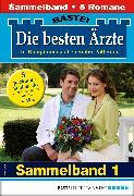 Cover-Bild zu Die besten Ärzte 1 - Sammelband (eBook) von Frank, Stefan