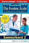 Cover-Bild zu Die besten Ärzte 2 - Sammelband (eBook) von Frank, Stefan