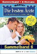 Cover-Bild zu Die besten Ärzte 6 - Sammelband (eBook) von Ritter, Ina