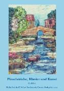 Cover-Bild zu Pinselstriche, Klavier und Kunst (eBook) von Streithoff, Heike