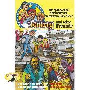 Cover-Bild zu Tommy und seine Freunde, Folge 3: Der Mann in der Kiste / Das brennende Schiff / Der Wolf / Der Zauberring (Audio Download) von Stendal, Gören