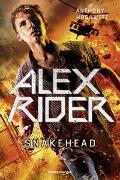 Cover-Bild zu Horowitz, Anthony: Alex Rider, Band 7: Snakehead