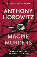 Cover-Bild zu Horowitz, Anthony: Magpie Murders (eBook)