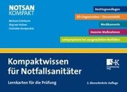 Cover-Bild zu Kompaktwissen für Notfallsanitäter von Grönheim, Michael