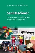 Cover-Bild zu Sanitätsdienst von Grönheim, Michael (Hrsg.)