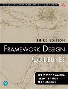 Cover-Bild zu Framework Design Guidelines von Barton, Jeremy
