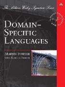 Cover-Bild zu Domain-Specific Languages von Fowler, Martin