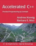 Cover-Bild zu Accelerated C++ von Koenig, Andrew