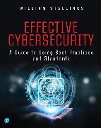 Cover-Bild zu Effective Cybersecurity von Stallings, William