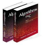 Cover-Bild zu Algorithms in C, Parts 1-5 (Bundle) von Sedgewick, Robert