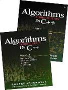 Cover-Bild zu Bundle of Algorithms in C++, Parts 1-5 von Sedgewick, Robert