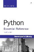 Cover-Bild zu Python Essential Reference von Beazley, David