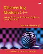 Cover-Bild zu Discovering Modern C++ von Gottschling, Peter