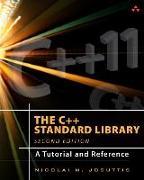 Cover-Bild zu C++ Standard Library, The von Josuttis, Nicolai M.