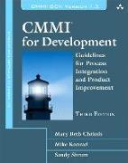 Cover-Bild zu CMMI for Development von Chrissis, Mary Beth